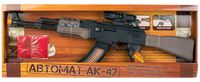 """Автомат """"АК-47"""" (со световыми и звуковыми эффектами; арт. 0076)"""