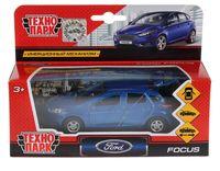 """Модель машины """"Ford Focus"""" (арт. SB-17-81-FF3-WB)"""