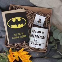 """Подарочный набор """"Бэтмен"""""""