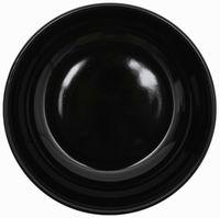 """Тарелка керамическая """"Nordic"""" (150 мм; черная)"""