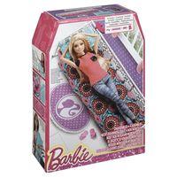 """Набор мебели для кукол """"Барби. Кровать и постельные принадлежности"""""""