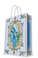 """Пакет бумажный подарочный """"Ласточка"""" (17,8х22,9х9,8 см; арт. 43505)"""