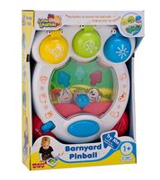"""Развивающая игрушка """"Пинбол. Домашние животные"""" (со световыми эффектами)"""
