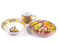 Набор для завтрака (3 предмета; арт. LX-3PCS-C133)
