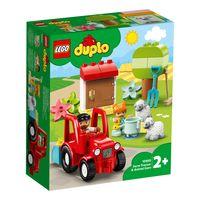 """LEGO Duplo """"Фермерский трактор и животные"""""""