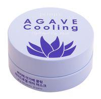 """Патчи для кожи вокруг глаз """"Agave Cooling"""" (60 шт)"""