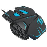 Игровая мышь Mad Catz M.M.O.TE (Matt Black)