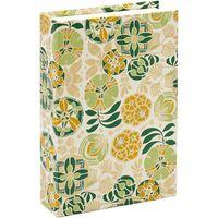 "Подарочная коробка ""Liberty Flowers"" (10,5х16х3,5 см; оранжевые элементы)"