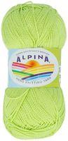 """Пряжа """"ALPINA. Holly №145"""" (50 г; 200 м; салатовый)"""