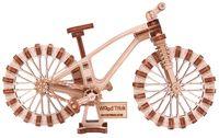 """Сборная деревянная модель """"Вудик. Мини велосипед"""""""
