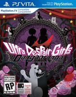 Danganronpa Another Episode: Ultra Despair Girls (PS Vita)