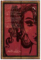 """Записная книжка """"Эми Уайнхаус. Слезы высыхают"""" (180х230 мм)"""