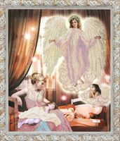 "Вышивка бисером ""Ангел сна"" (арт. 81211)"