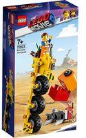 "LEGO The Lego Movie 2 ""Трехколёсный велосипед Эммета!"""