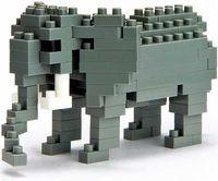 """Конструктор """"Африканский Слон"""" (130 деталей)"""