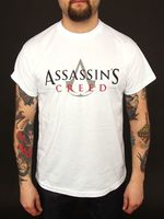 "Футболка ""Assassin`s Creed - Logo""  (размер - S)"