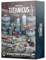 Warhammer 40.000. Adeptus Titanicus. Manufactorum Imperialis (400-36)