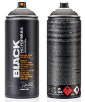 """Краска аэрозольная """"Black. Ant"""" (черная; 400 мл)"""