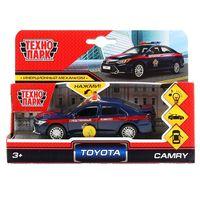 """Модель машины """"Toyota Camry. Следственный комитет"""" (арт. CAMRY-12SLCOM-BU)"""