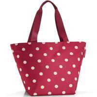 """Сумка """"Shopper"""" (M, ruby dots)"""