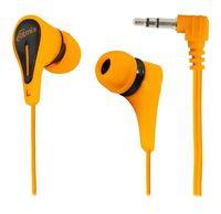Наушники Ritmix RH-012 (оранжевые)