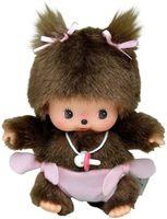 """Мягкая игрушка """"Девочка в подгузнике"""" (15 см)"""