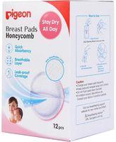 """Прокладки для бюстгальтера """"Breast Pads Honeycomb"""" (12 шт.)"""