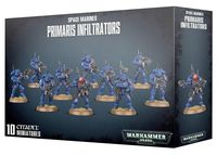 Warhammer 40.000. Space Marines. Primaris Infiltrators (48-97)