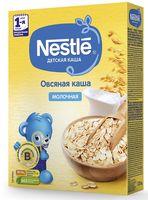 """Детская каша Nestle """"Молочная овсяная"""" (220 г)"""