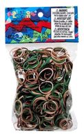 """Набор резиночек для плетения """"Rainbow Loom. Камуфляж"""""""