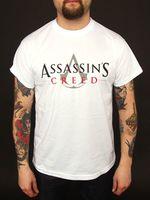 "Футболка ""Assassin`s Creed - Logo""  (размер - XL)"