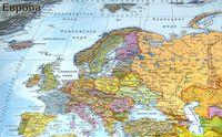 """Пазл """"Географический. Карта Европы"""" (49 элементов)"""