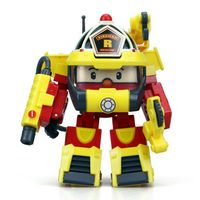 """Игрушка """"Рой-трансформер в костюме суперпожарного"""""""