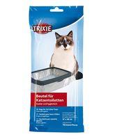 Сменные пакеты для кошачьих туалетов (10 шт.; 37x48 см)