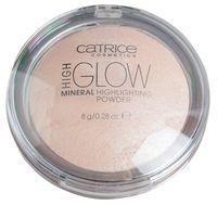"Пудра-хайлатер для лица ""High Glow Mineral"" (тон: 10)"