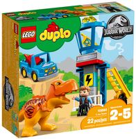 """LEGO Duplo """"Башня Ти-Рекса"""""""