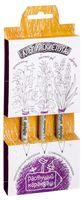 """Набор для выращивания растений """"Растущий карандаш. Альпийские луга"""" (графитные; 3 шт.)"""