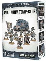 Warhammer 40.000. Militarum Tempestus. Start Collecting (70-54)