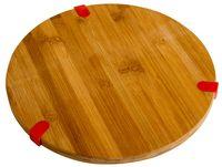 Доска разделочная бамбуковая (30*30*1,6 см, арт. 4610014)