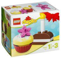 """LEGO Duplo """"Мои первые пирожные"""""""