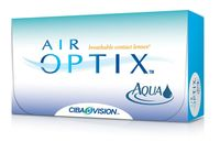 "Контактные линзы ""Air Optix Aqua"" (1 линза; -4,0 дптр)"