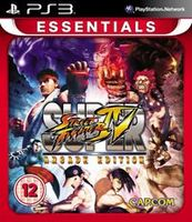 Super Street Fighter IV. Arcade Edition (Essentials) (PS3)