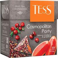 """Чай красный """"Tess. Cosmopolitan Party"""" (20 пакетиков)"""