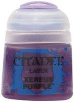 "Краска акриловая ""Citadel Layer"" (xereus purple; 12 мл)"