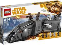 "LEGO Star Wars ""Имперский транспорт"""