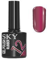 """Гель-лак для ногтей """"Sky"""" тон: 12"""