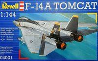"""Сборная модель """"Истребитель F-14A Tomcat"""" (масштаб: 1/144)"""
