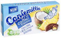 """Конфеты глазированные """"Confemillio. Кокос и ананас"""" (160 г)"""