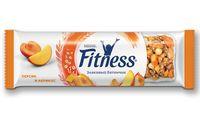 """Батончик злаковый """"Nestle. Fitness. Персик и абрикос"""" (23,5 г)"""