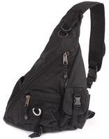 Рюкзак П1378 (11 л; чёрный)